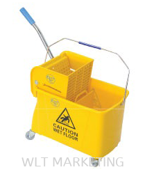 Single Wringer Bucket (Side Press)