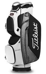 Titleist Cart 15 Model TB20CT8-220 Color White/Grey /BLACK Cart Bag