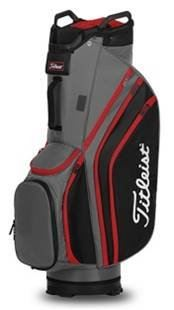Titleist Cart 14 Lightweight (Stock) Model TB20CT6-206 Color CHARCOAL/ BLACK/ RED