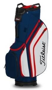 Titleist Cart 14 Lightweight Model TB20CT6-416 Color NAVY/ WHITE/ RED