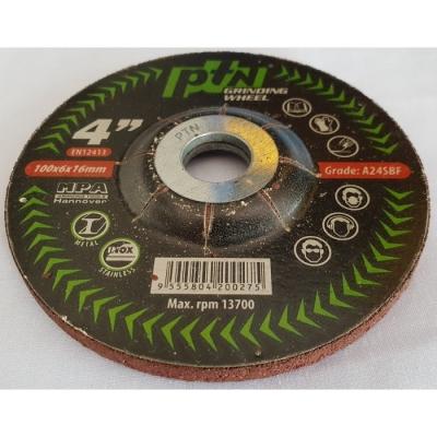 "PTN 4"" Grinding Disc"