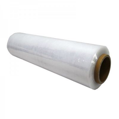 Transparent Wrapping Stretch Film 500MM (W) 2.2KG