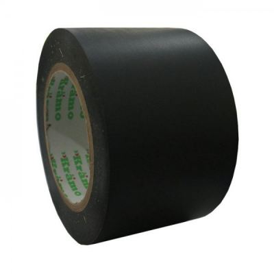 PVC Black Protection Film Tape 75MM (W) x 50M (L)