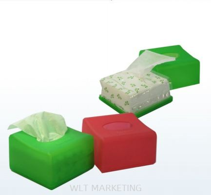 Pop Up Tissue Dispenser