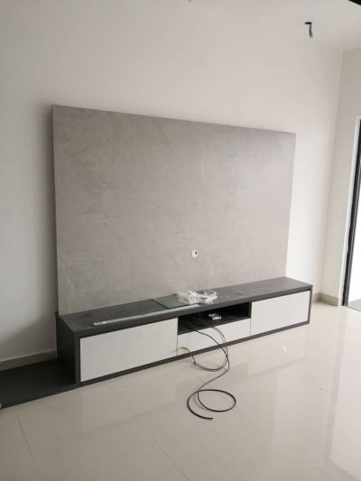 TV Console Design Refer