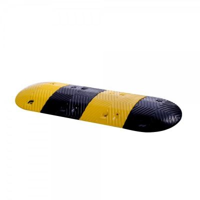 Rubber Speed Hump 500MM (L) x 350MM (W) x 50MM (H) (Middle Unit)