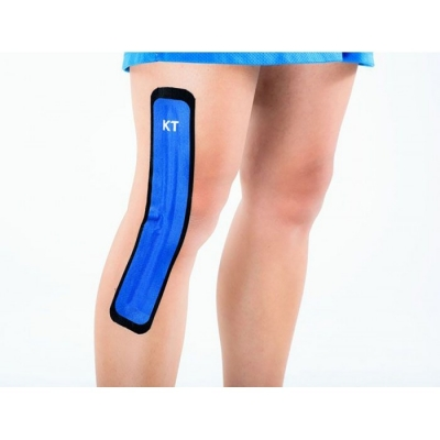 KT FLEX - COMFORTABLE SUPPORT FOR WEAK OR INJURED KNEES (WATER RESISTANCE)