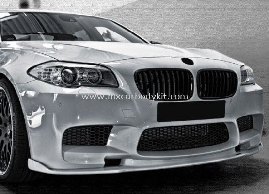 BMW 5 SERIES F10 M5 HAMAN FRONT LIP CARBON