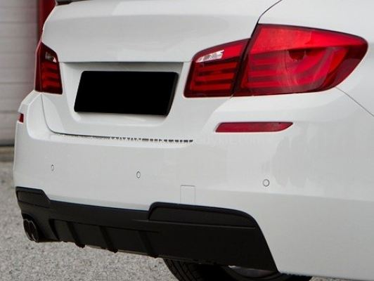 BMW 5 SERIES F10 M5 / M-TEK PERFORMANCE REAR DIFFUSER