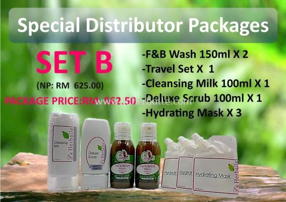 SET B RM562.50