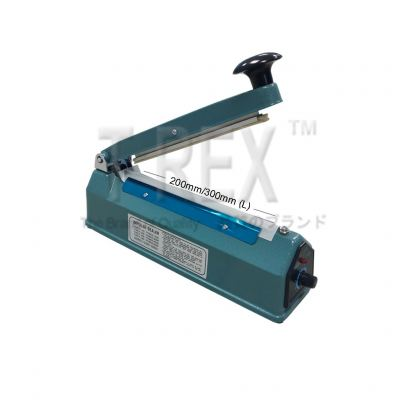 Plastic Sealer Machine / Mesin Pengedap Plastik (Blue)