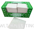 Eco-Brown Cocktail Napkin Tissue Product Hotel Supply