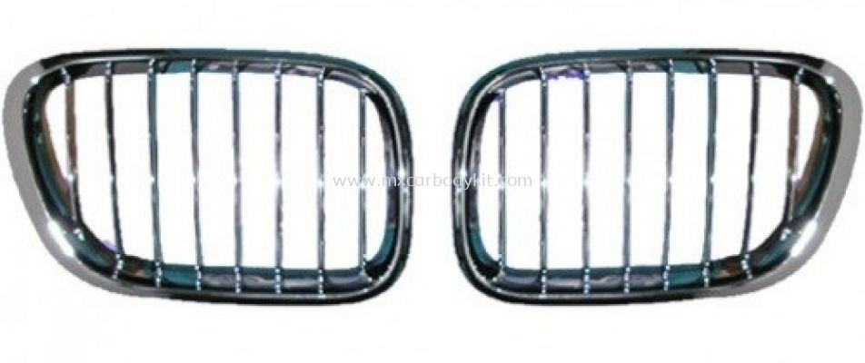 BMW X5 SERIES E53 2000 FRONT GRILLE