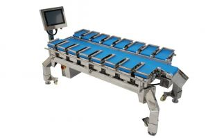 Semi-Automatic Combinational Weighing Scale MHW-S12