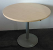 Round Table with Round Base Discussion table