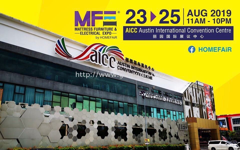 Excibition in Austin International Convention Centre 23-25 August 2019 .. See U There