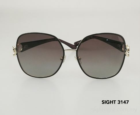 SIGHT 3147-BROWN/GOLD-BROWN 2 TONE LENS
