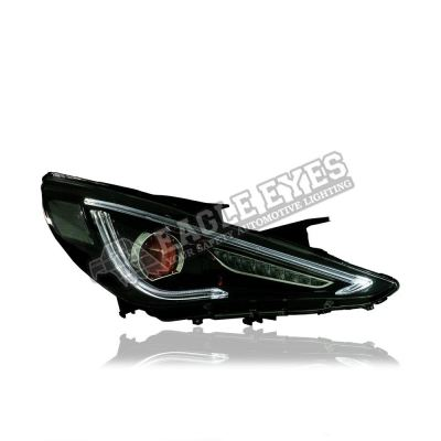 Hyundai Sonata i45 Projector LED Sequential Signal Headlamp 11~14