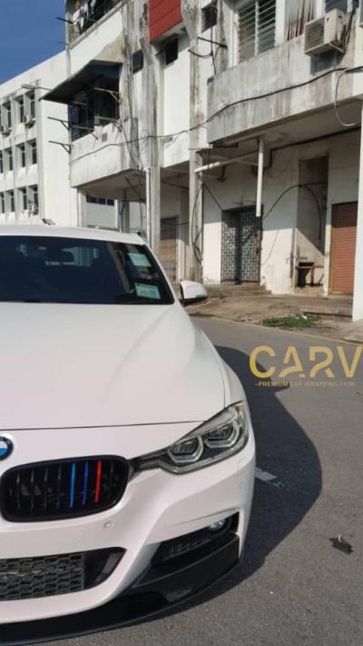 CARV1202 - Matte Auroral White