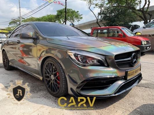 CARV2003 - Glossy Laser Grey