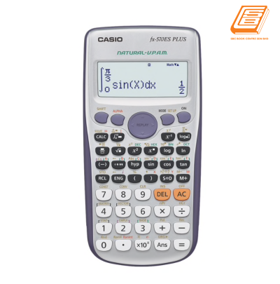 Casio - Fx 570ES Plus Scientific Calculator