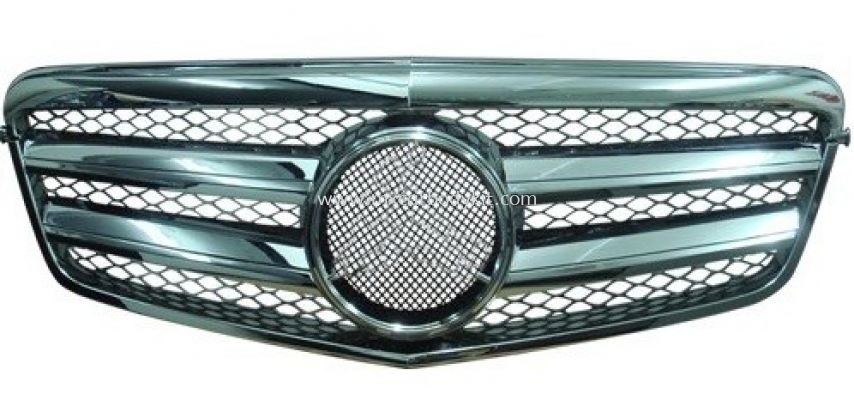 MERCEDES BENZ W212 2010 SPORT FRONT GRILLE