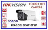 DS-2CE16D0T-IT1F HD1080p 4 in 1 Entry Level Series Bullet Camera CCTV & Recorder
