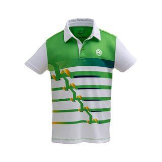 Fenix - Junior Polo Shirt - KA21 - Jasmine Green