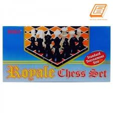 SBC - Royale Chess Set - (CS 88)