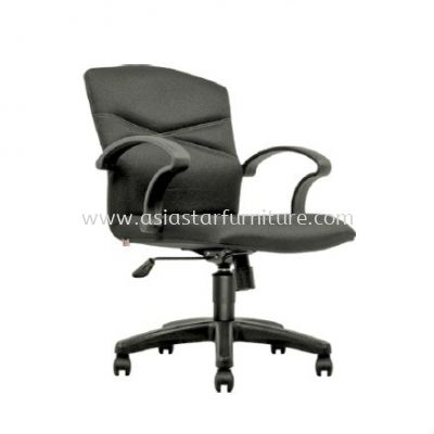 HARMONI STANDARD LOW BACK CHAIR C/W POLYPROPYLENE BASE