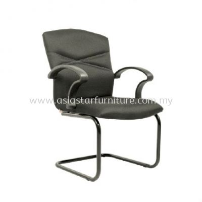 HARMONI STANDARD VISITOR CHAIR C/W POLYPROPYLENE BASE