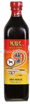 750ml Gold Deer Thick Sauce Gold Deer Thick Sauce Thick Sauce