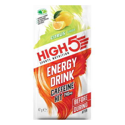 HIGH 5 ENERGY DRINK CAFFEINE HIT 140MG