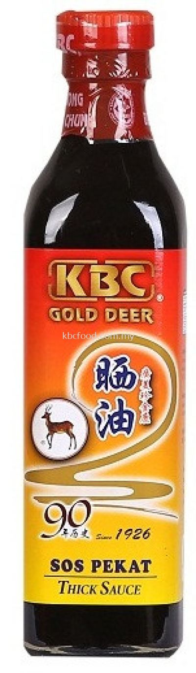 375ml Gold Deer Thick Sauce