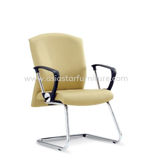 FOCUS EXECUTIVE VISITOR CHAIR C/W CHROME CANTILEVER BASE