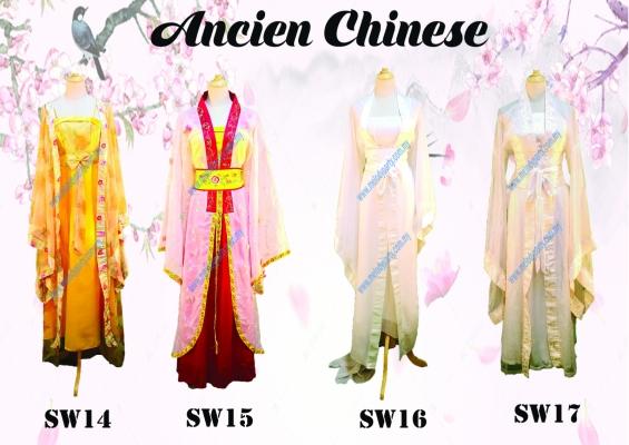 Hanfu SW14-17