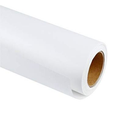 Marker Paper Roll - White (Assorted Thickness)