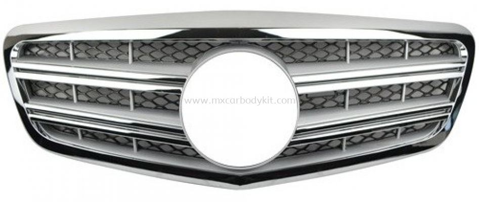 MERCEDES BENZ W221 2010 CL SPORT FRONT GRILLE