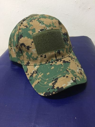 Camouflage Cap (Assorted Patterns)