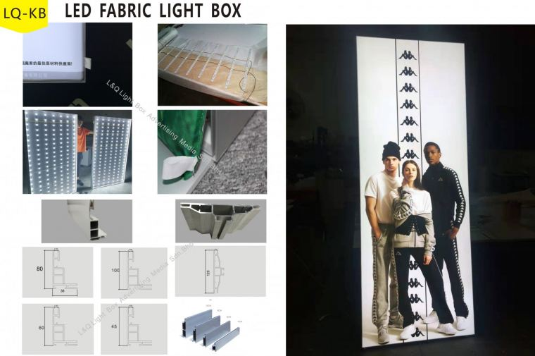 Now the company has launched the following two packages for Fabric Light Box: