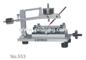 Pencil Scratch Hardness Tester