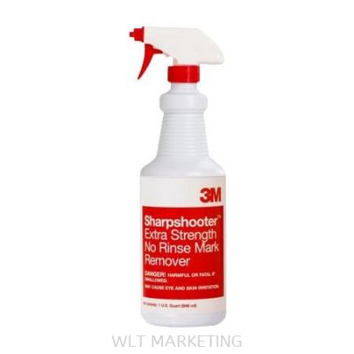 3M™ Sharpshooter™ Extra Strength No Rinse Cleaner