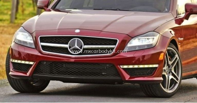 MERCEDES BENZ W218 2011 ~ ON CLS63 LOOK SPORT BODYKIT