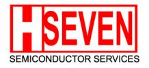H SEVEN SEMI CONDUCTOR SERVICES SDN BHD 精密机械 PRECISION ENGINEERING