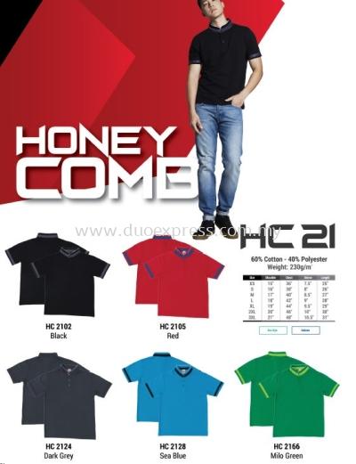 HC21 Collar T Shirt