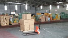 Warehousing Service (仓库服务)