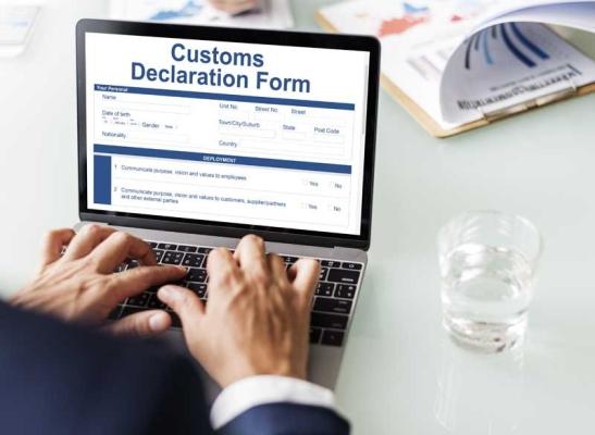Forwarding & Customs Brokerage (�����غ����)