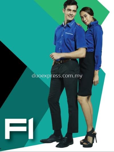 F1 Corporate Shirt F140 / F1 41
