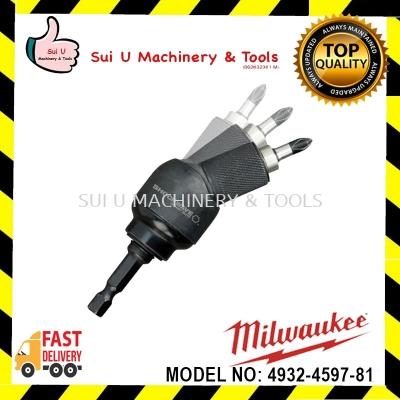 Milwaukee (4932-4597-81) 11pc Shockwave Kunckle Offset Attachement