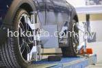 Wheel Alignment Vehicle Repair - Exterior